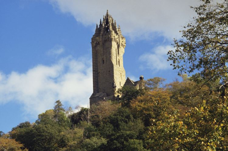Happy 150th Birthday to The National Wallace Monument