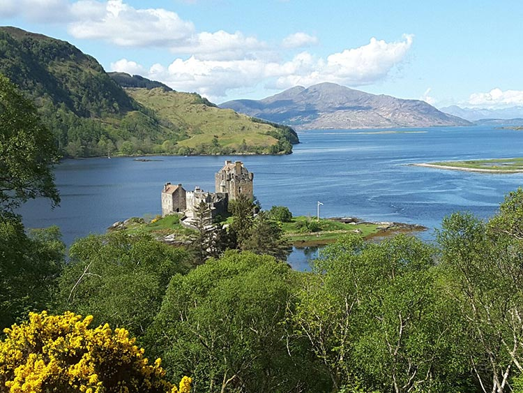 Clans & Castles - self-guided itinerary for fans of Diana Gabaldon's