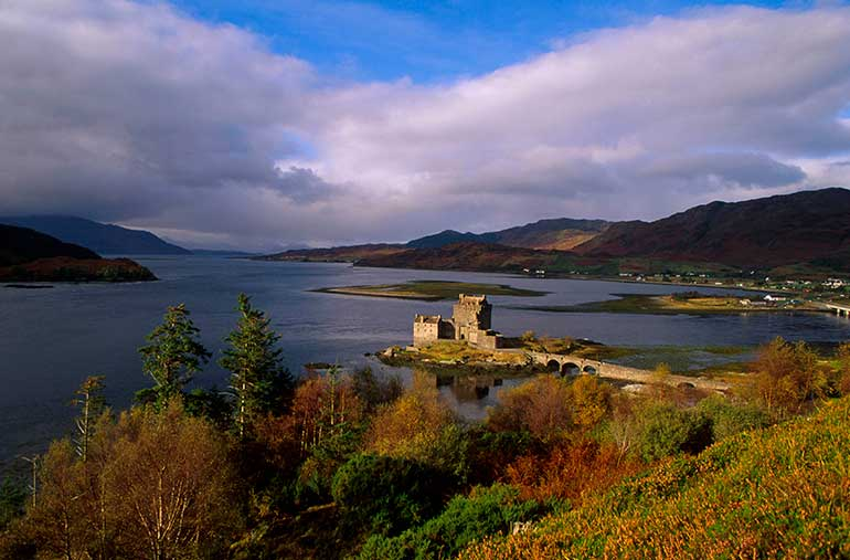 clans castles self guided tour exploring the highlands