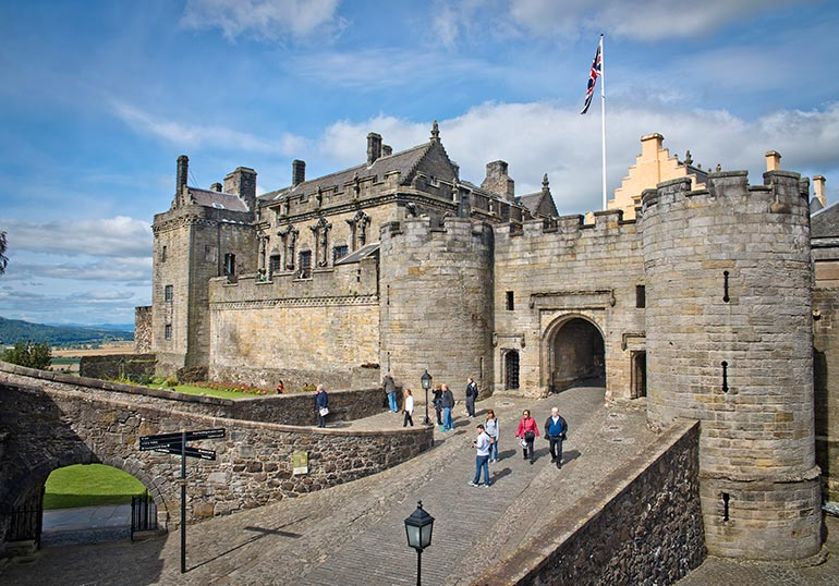Mary Queen of Scots Tour